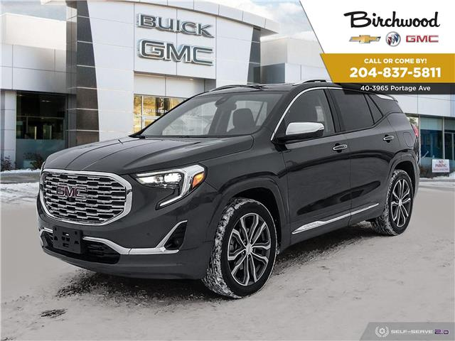 2020 GMC Terrain Denali (Stk: F3RGA9) in Winnipeg - Image 1 of 26