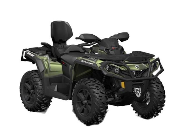 New 2021 Can-Am Outlander MAX XT 650   - SASKATOON - FFUN Motorsports Saskatoon