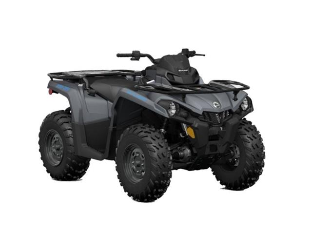 New 2021 Can-Am Outlander DPS 450   - SASKATOON - FFUN Motorsports Saskatoon
