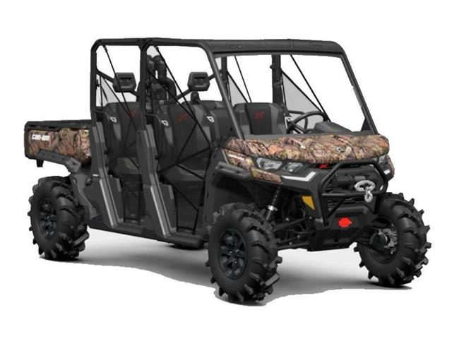 New 2021 Can-Am Defender MAX X mr HD10 Mossy Oak Break-Up Country    - SASKATOON - FFUN Motorsports Saskatoon