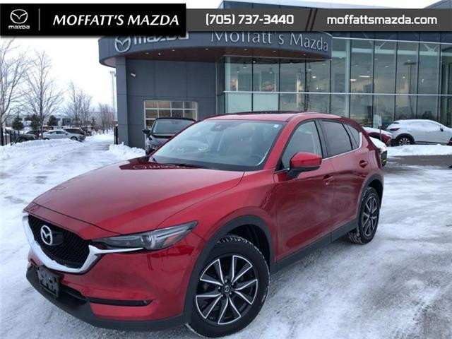 2018 Mazda CX-5 GT (Stk: 28852) in Barrie - Image 1 of 22