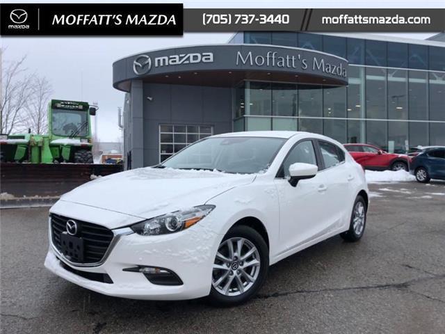 2018 Mazda Mazda3 Sport GS (Stk: 28855) in Barrie - Image 1 of 21