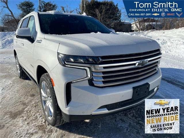 2021 Chevrolet Tahoe High Country (Stk: 210248) in Midland - Image 1 of 10