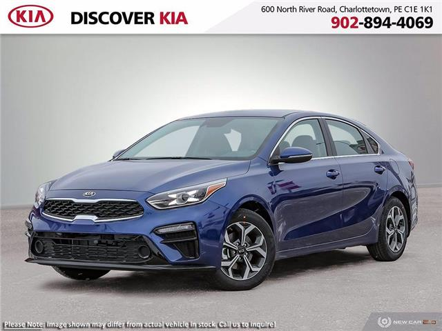 2021 Kia Forte EX (Stk: S6805A) in Charlottetown - Image 1 of 23