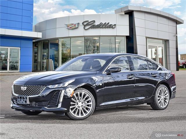 2021 Cadillac CT5 Premium Luxury (Stk: 15126) in Sarnia - Image 1 of 27