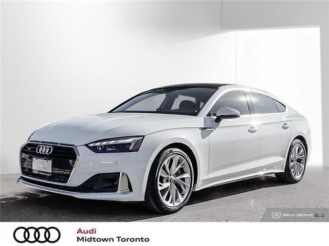 2020 Audi A5 2.0T Komfort (Stk: AU9403) in Toronto - Image 1 of 22