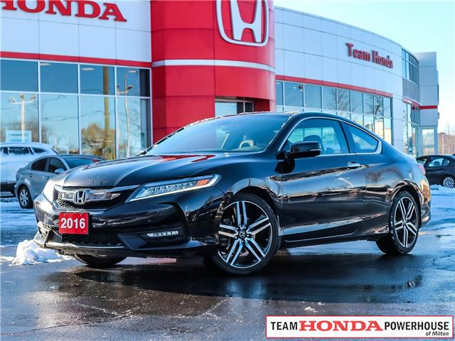 2016 Honda Accord Touring (Stk: 3730) in Milton - Image 1 of 30