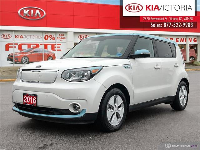 2016 Kia Soul EV EV Luxury (Stk: A1749) in Victoria - Image 1 of 25