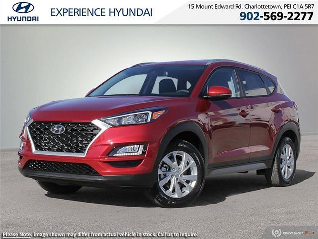 2021 Hyundai Tucson Preferred (Stk: N1141) in Charlottetown - Image 1 of 23