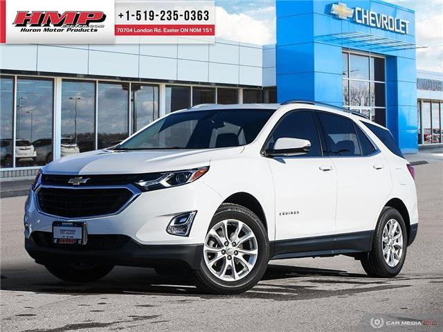 2018 Chevrolet Equinox 1LT (Stk: 76393) in Exeter - Image 1 of 27
