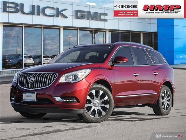 2017 Buick Enclave Leather (Stk: 78408) in Exeter - Image 1 of 27