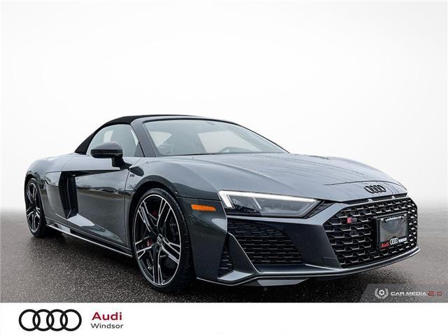 2021 Audi R8 5.2 V10 performance (Stk: 21056) in Windsor - Image 1 of 24