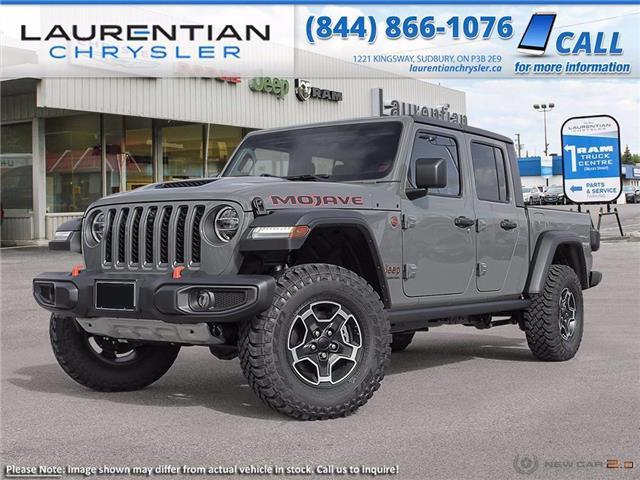 2021 Jeep Gladiator Mojave (Stk: 21107) in Sudbury - Image 1 of 23