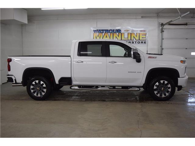 2021 Chevrolet Silverado 3500HD LT (Stk: M01162) in Watrous - Image 1 of 49