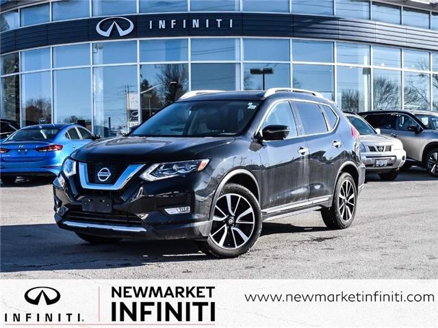 2017 Nissan Rogue SL Platinum (Stk: UI1448) in Newmarket - Image 1 of 22