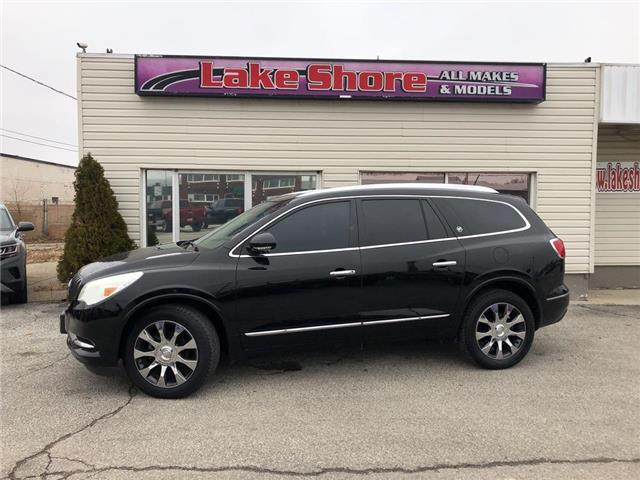 2017 Buick Enclave Leather (Stk: K9482) in Tilbury - Image 1 of 21