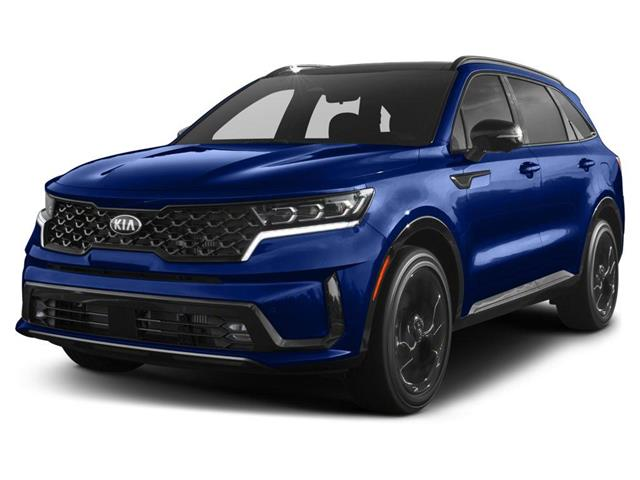 2021 Kia Sorento 2.5T SX w/Black Leather (Stk: 116-21) in Burlington - Image 1 of 3