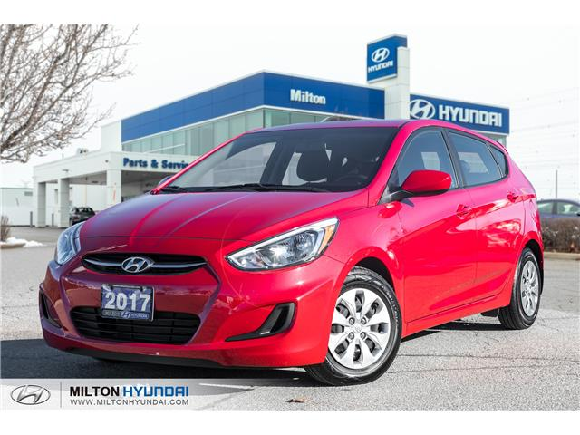 2017 Hyundai Accent GL (Stk: 320725) in Milton - Image 1 of 18