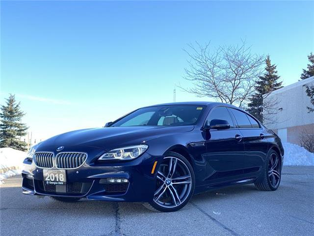 2018 BMW 650 Gran Coupe  (Stk: P1754) in Barrie - Image 1 of 19