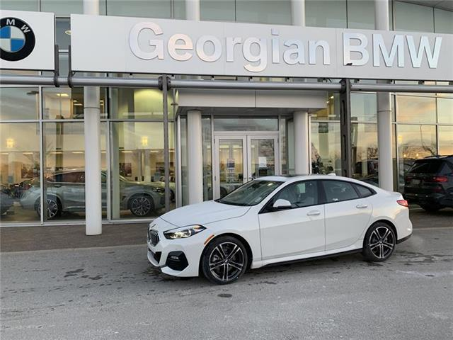 2021 BMW 228i xDrive Gran Coupe (Stk: B21029) in Barrie - Image 1 of 7