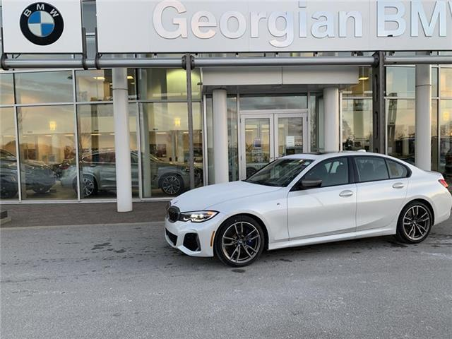 2021 BMW M340i xDrive (Stk: B21038) in Barrie - Image 1 of 7