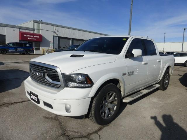 2018 RAM 1500 Longhorn (Stk: 87708) in St. Thomas - Image 1 of 19