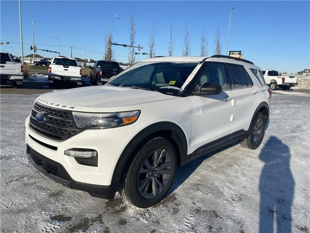 2021 Ford Explorer XLT (Stk: MEX016) in Fort Saskatchewan - Image 1 of 23