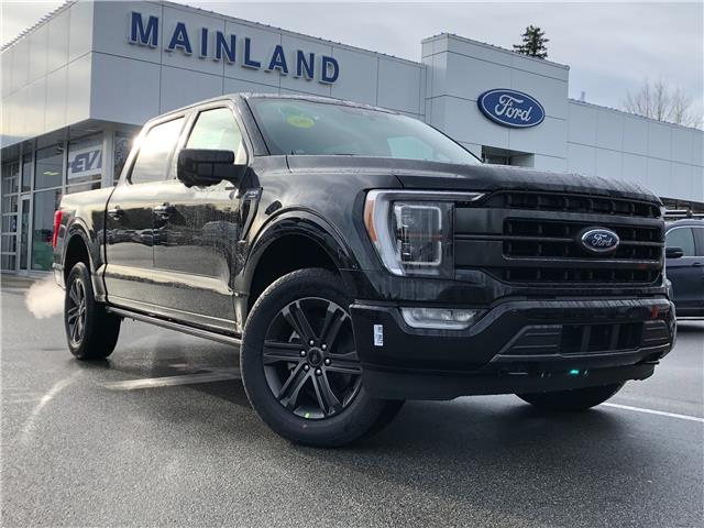 2021 Ford F-150 Lariat (Stk: 21F18552) in Vancouver - Image 1 of 30