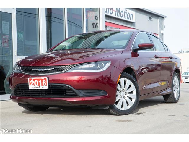 2016 Chrysler 200 LX (Stk: 201265) in Chatham - Image 1 of 15