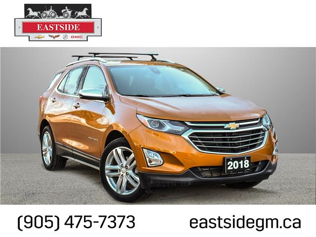 2018 Chevrolet Equinox Premier (Stk: 104379B) in Markham - Image 1 of 24