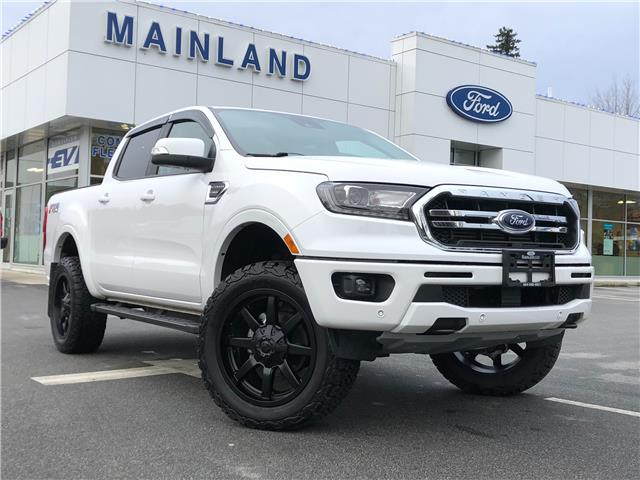 2020 Ford Ranger Lariat (Stk: P12884) in Vancouver - Image 1 of 30