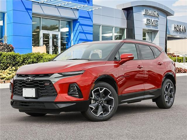 2021 Chevrolet Blazer RS (Stk: M516648) in Scarborough - Image 1 of 23