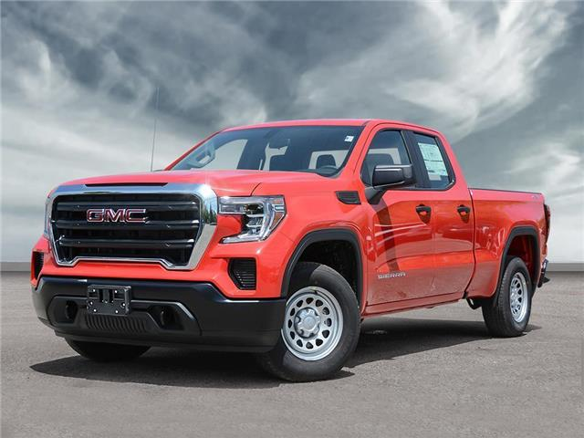 2021 GMC Sierra 1500 Base (Stk: GH210128) in Mississauga - Image 1 of 21