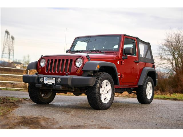 2010 Jeep Wrangler Sport (Stk: VW1210A) in Vancouver - Image 1 of 18