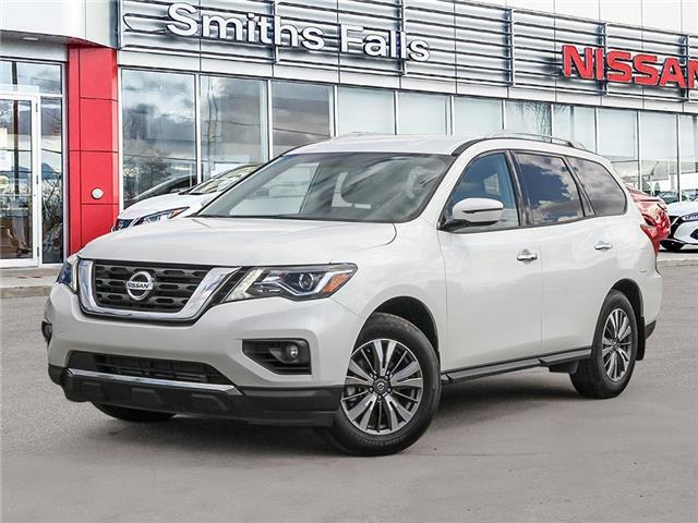 2020 Nissan Pathfinder SV Tech (Stk: 20-339) in Smiths Falls - Image 1 of 21
