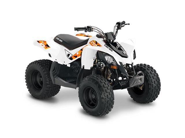 2021 Can-Am DS 90  (Stk: 37655) in SASKATOON - Image 1 of 1