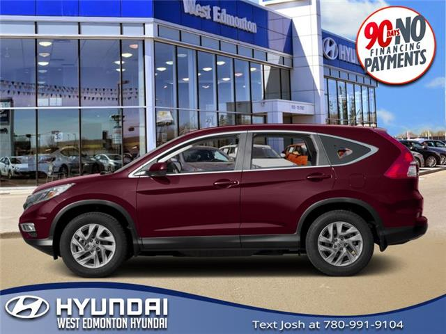 2016 Honda CR-V SE (Stk: E5390) in Edmonton - Image 1 of 1