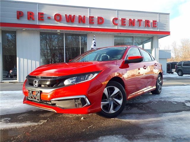 2019 Honda Civic LX (Stk: E-2486) in Brockville - Image 1 of 30