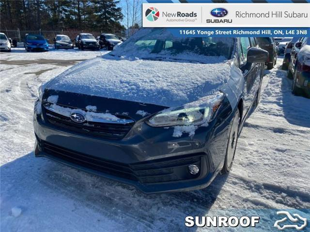 2020 Subaru Impreza 5-dr Sport w/Eyesight (Stk: 34736) in RICHMOND HILL - Image 1 of 9