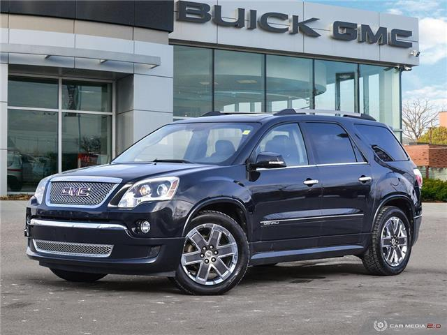 2012 GMC Acadia Denali (Stk: 153079) in London - Image 1 of 27