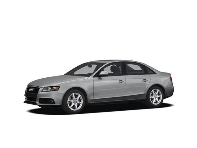 2009 Audi A4 2.0T Premium (Stk: A13513AA) in Newmarket - Image 1 of 1