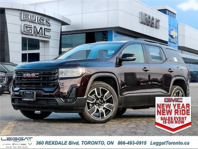2021 GMC Acadia SLE (Stk: 151074) in Etobicoke - Image 1 of 28