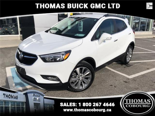 2019 Buick Encore Sport Touring (Stk: UT10959) in Cobourg - Image 1 of 20