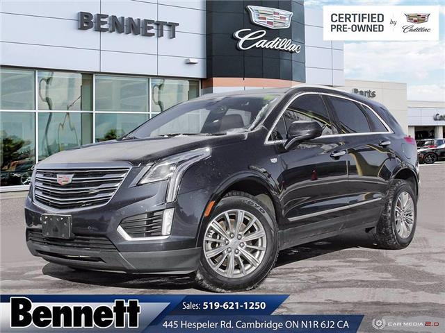 2017 Cadillac XT5 Luxury (Stk: 343611) in Cambridge - Image 1 of 27