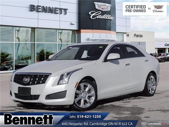 2013 Cadillac ATS 2.5L (Stk: 200956B) in Cambridge - Image 1 of 27