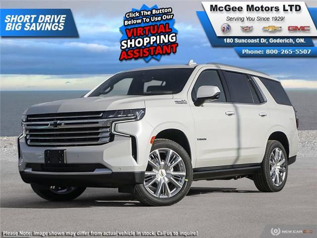 2021 Chevrolet Tahoe High Country (Stk: 233383) in Goderich - Image 1 of 10