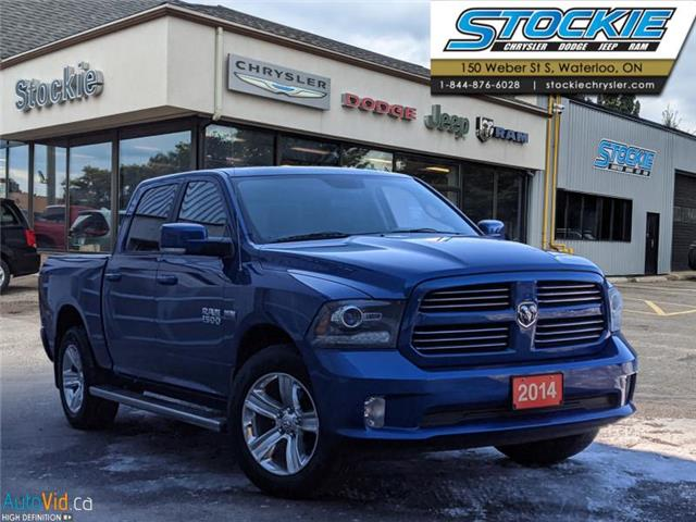 2014 RAM 1500 Sport (Stk: 31491) in Waterloo - Image 1 of 27