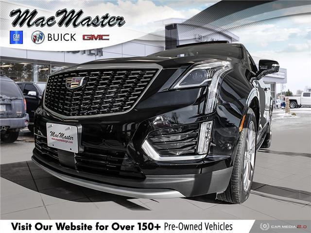 2020 Cadillac XT5 Premium Luxury (Stk: B10218) in Orangeville - Image 1 of 29