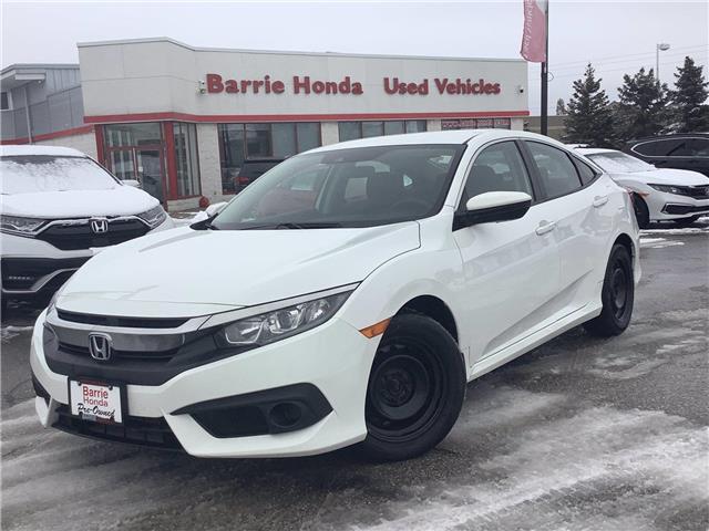 2017 Honda Civic LX (Stk: U17387) in Barrie - Image 1 of 22