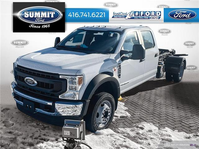 2020 Ford F-550 Chassis XL (Stk: 20Y8272) in Toronto - Image 1 of 25